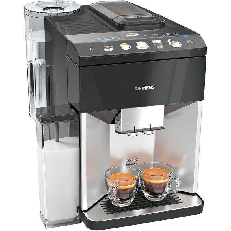 Máy Pha Cà Phê Siemens Tq503D01 Pha Được Nhiều Loại Cafe