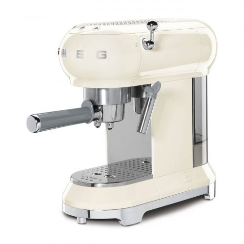 Smeg Ecf01Creu Coffe Machine 00