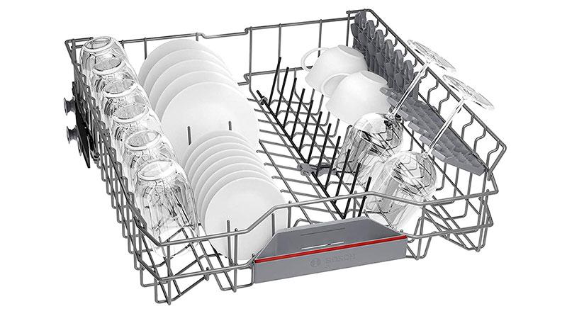 Máy Rửa Chén Bát Bosch Sms6Zcw00E Có Giỏ Trên Được Hỗ Trợ Định Lượng Với Kết Quả Rửa Tối Ưu
