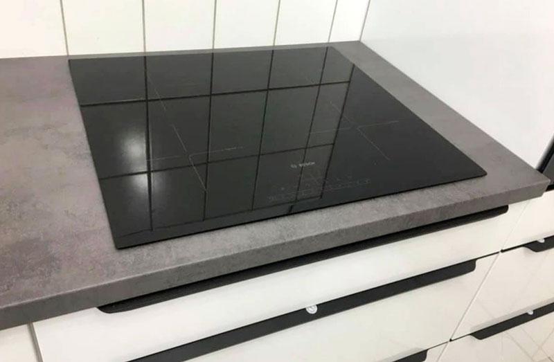 Thiết Kế Lắp Âm Bàn Đá Của Bếp Từ Bosch Pie631Fb1E Làm Tăng Thêm Vẻ Hiện Đại, Đẳng Cấp Sang Trọng