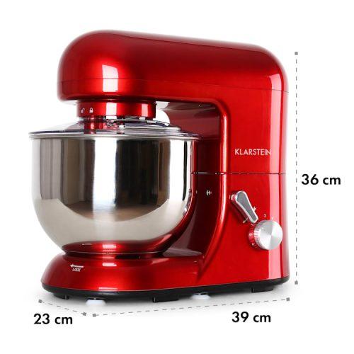 Klarstein Bella Rossa 2G Stand Mixer 1