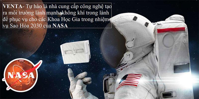 Máy Lọc Không Khí Bù Ẩm Venta Lw25 Comfort Plus, White, 45M2 - Hình 18