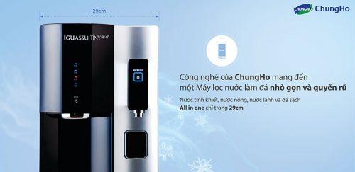 May Loc Nuoc Lam Da Chungho Iguassu Tiny 900 Uv Ice Descr 05