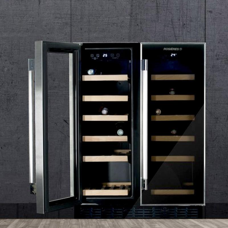 Tủ Bảo Quản Rượu Vang Rosieres Rwcb60D 1