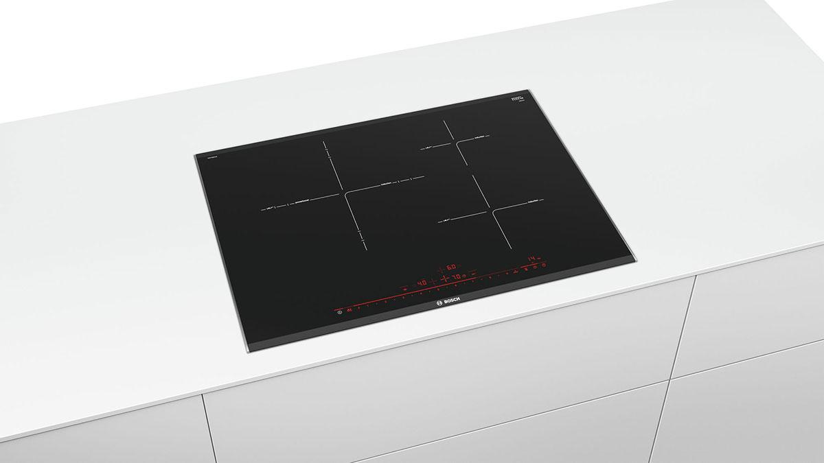 Bếp Từ Bosch Pid775Dc1E 3 Vùng Nấu, Serie 8 - Hình 1