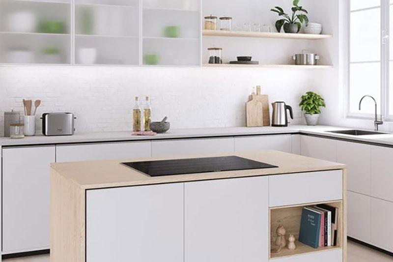 Bếp Từ Bosch Pid775Dc1E 3 Vùng Nấu, Serie 8 - Hình 2