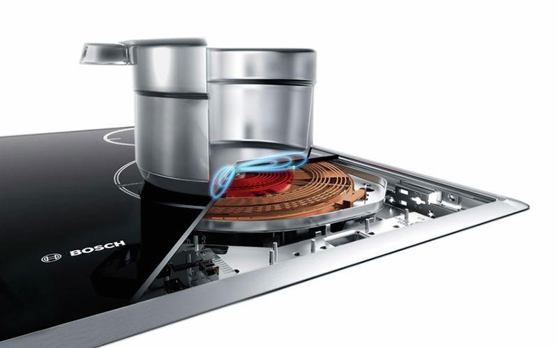 Bếp Từ Bosch Pid775Dc1E 3 Vùng Nấu, Serie 8 - Hình 3