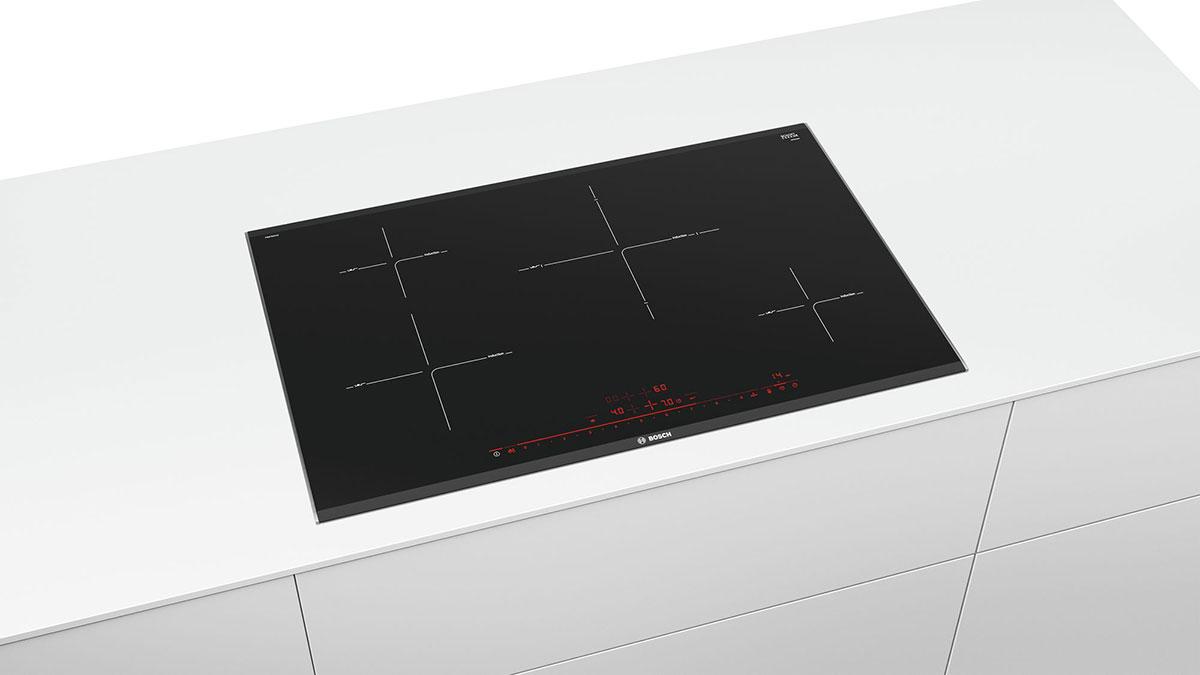 Bếp Từ Bosch Pie875Dc1E 4 Vùng Nấu, Serie 8 - Hình 2