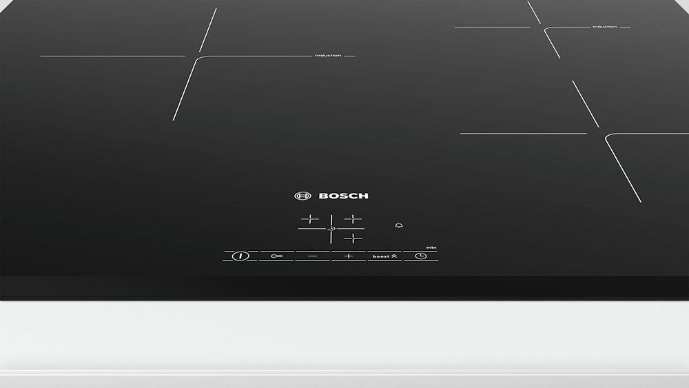 Bếp Từ Bosch Puc631Bb2E 3 Vùng Nấu, Serie 4, Schott Ceran - Hình 2