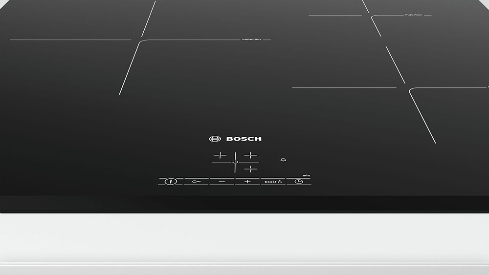 Bếp Từ Bosch Puj631Bb2E 3 Vùng Nấu, Serie 4, Schott Ceran, Touchselect - Hình 2