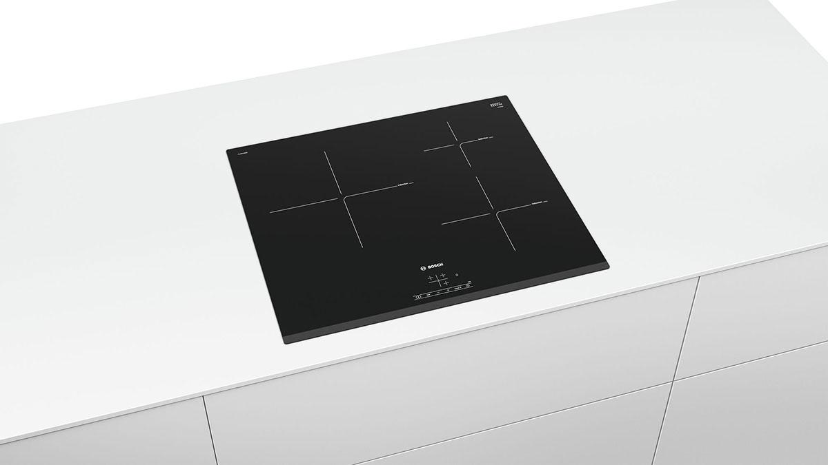 Bếp Từ Bosch Puj631Bb2E 3 Vùng Nấu, Serie 4, Schott Ceran, Touchselect - Hình 1