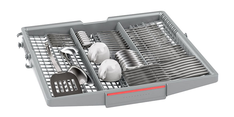 Máy Rửa Chén Bát Bosch Sms4Hci48E Độc Lập Serie 4 - Hình 2