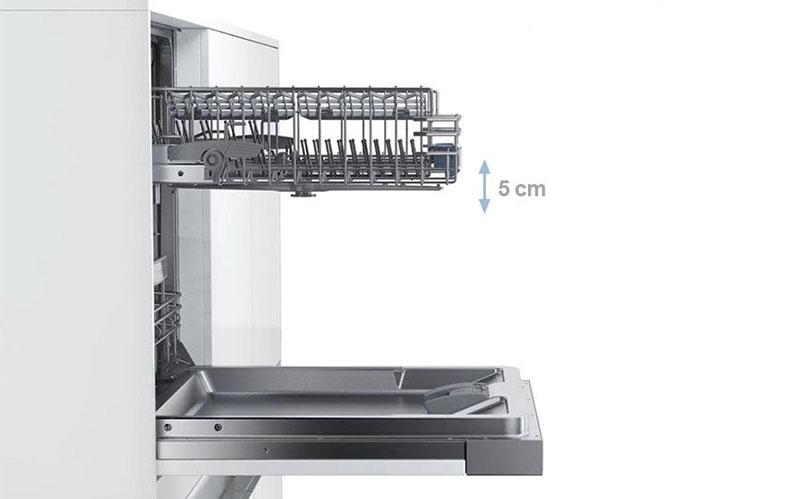 Máy Rửa Chén Bát Bosch Sms4Hci48E Độc Lập Serie 4 - Hình 3