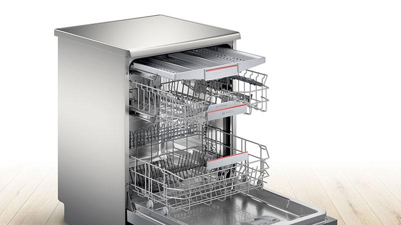 Máy Rửa Chén Bát Bosch Sms6Eci03E Độc Lập Serie 6 - Hình 1