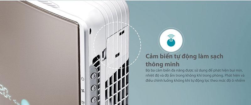 Chungho Ulpa Whirls Silent Cha-N500Au - Hình 5