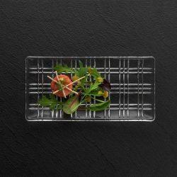 Đĩa Pha Lê Nachtmann 101047 Square Plate Rectangular 28cm 1