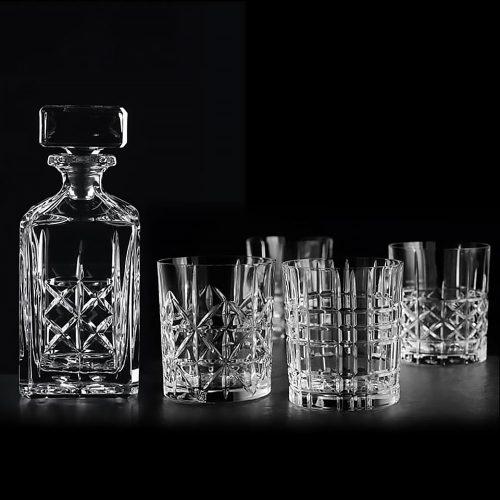 Nachtmann Highland Whisky Decanter And Tumbler 98196 02