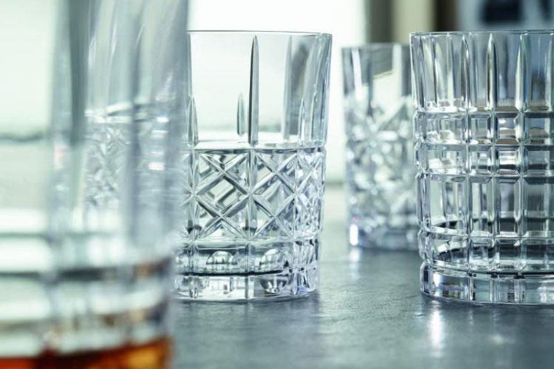 Bộ Bình Rượu Pha Lê Nachtmann 98196 Highland Whisky Decanter And Tumbler, Hình Ảnh 2