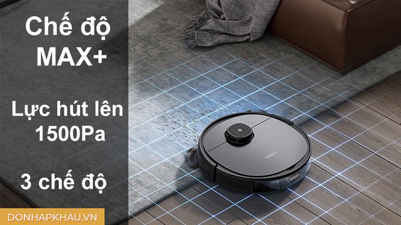 Robot Hút Bụi Ecovacs Deebot Ozmo 950, Hình Ảnh Số 7