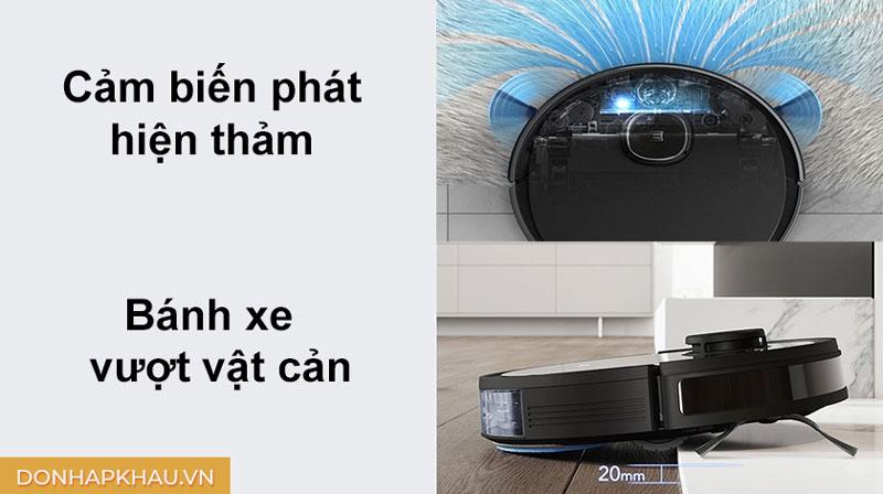 Robot Hút Bụi Ecovacs Deebot Ozmo 950, Hình Ảnh Số 8