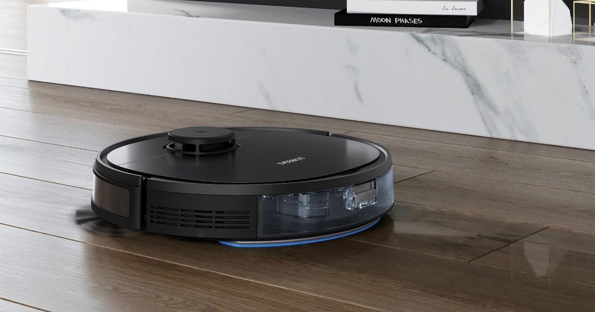 Robot Hút Bụi Ecovacs Deebot Ozmo 950, Hình Ảnh Số 20