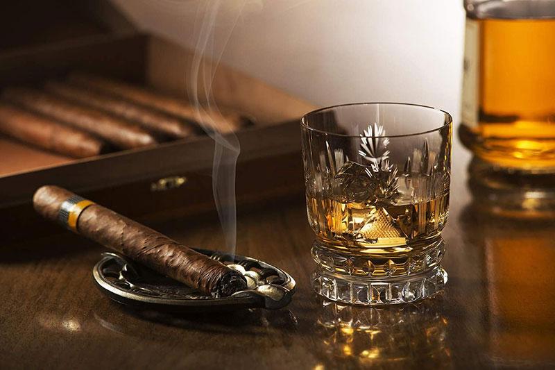 Tủ Bảo Quản Cigar Klarstein El Presidente 33 Lít - Hình 2