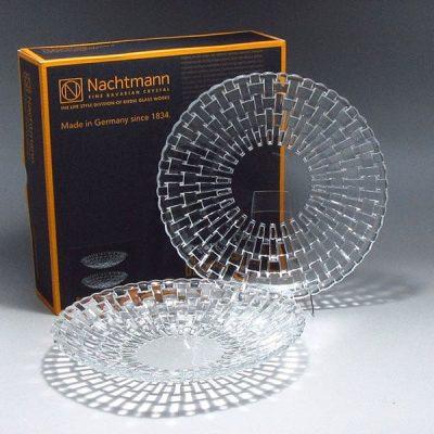 Bộ 2 Đĩa Tròn Pha Lê Nachtmann 99681 Bossa Nova 21Cm 2