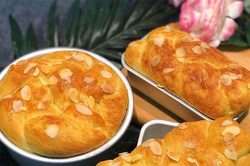 Cách Làm Bánh Mì Hoa Cúc Bằng Nồi Chiên Không Dầu - Công Thức Làm Bánh Mì Bằng Nồi Chiên Không Dầu