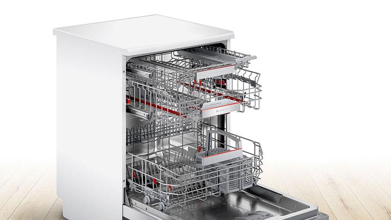 Máy Rửa Bát Bosch Sms4Hdw52E Độc Lập Serie 4 - Hình 6