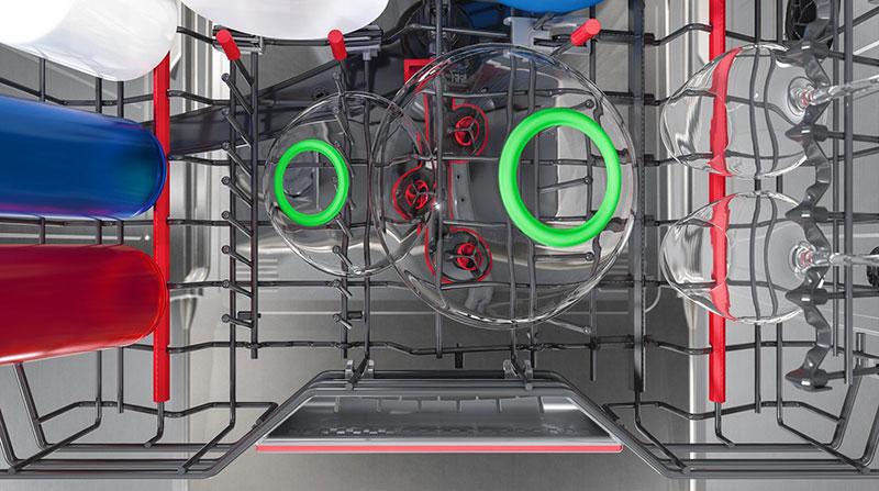 Máy Rửa Bát Bosch Sms4Hdw52E Độc Lập Serie 4 - Hình 7