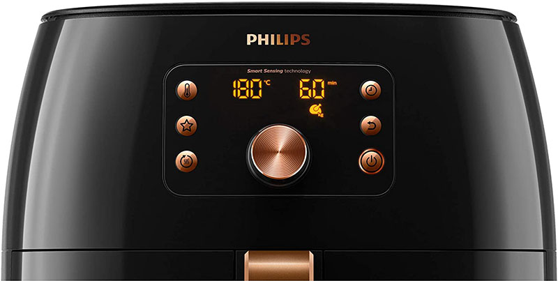 Nồi Chiên Không Dầu Philips Hd9860/90 Airfryer Xxl - Hình 5