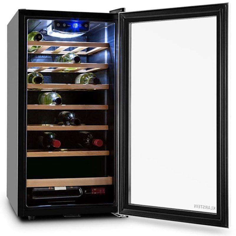 Tủ Bảo Quản Rượu Vang Klarstein Vivo Vino 26 Chai - Hình 6