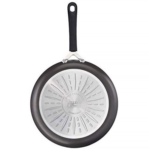 Chao Tefal Jamie Oliver Hard Anodised Frying Pan 28Cm 02