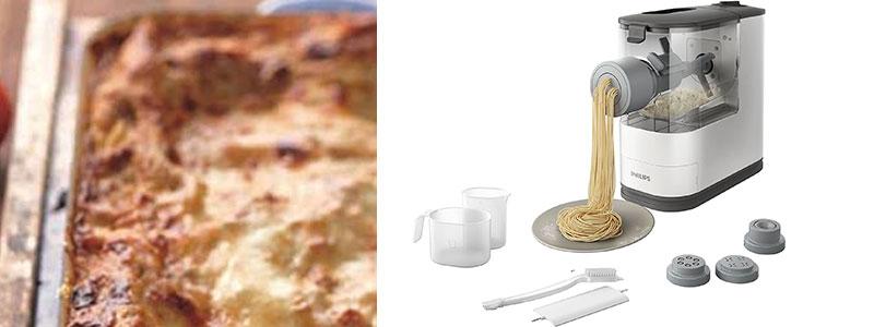 Máy Làm Bún Mì Philips Hr2333/12 Viva Pasta Maker- Hình Ảnh 9
