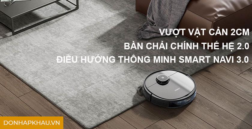Robot Hút Bụi Ecovacs Deebot Ozmo 920, Hình Ảnh 3
