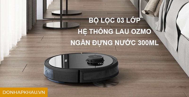 Robot Hút Bụi Ecovacs Deebot Ozmo 920, Hình Ảnh 5