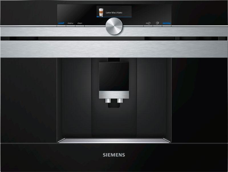 Máy Pha Cà Phê Âm Tủ Siemens Iq700 Ct636Les6, Hình Ảnh 12