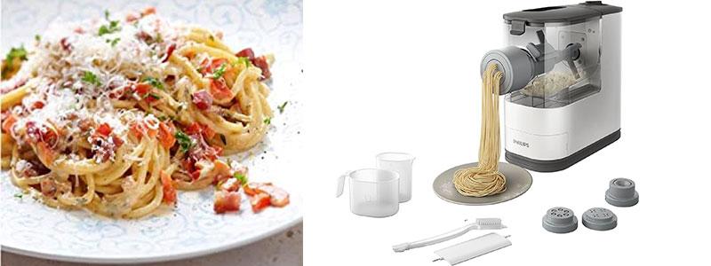 Máy Làm Bún Mì Philips Hr2333/12 Viva Pasta Maker- Hình Ảnh 7
