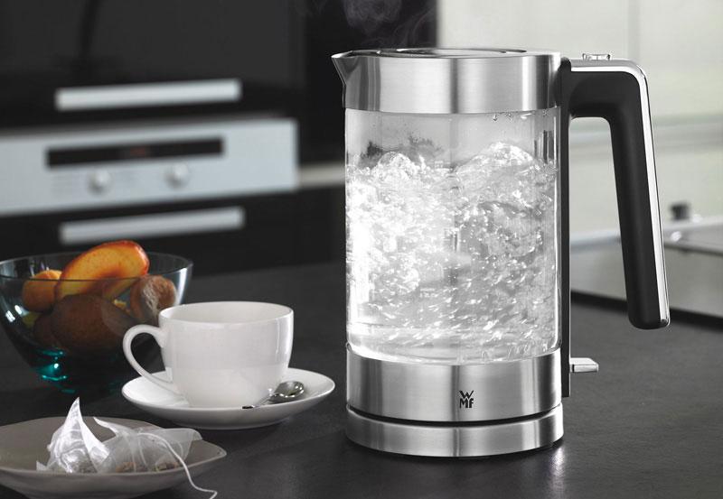 Ấm Siêu Tốc Wmf Lono Glas-Wasserkocher Thủy Tinh, 1.7L, 3000W, 61.3024.5123, Hình Ảnh 1