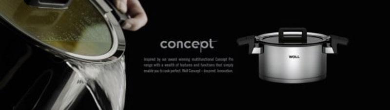 Bộ 3 Nồi Woll Concept Ncset004 Cao Cấp, Hình Ảnh 4