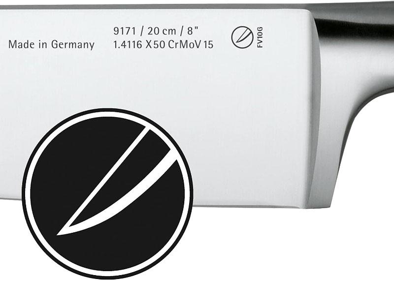 Bộ Dao 3 Món Wmf Spitzenklasse Plus Messer-Set, 3-Teilig 18.9491.9992, Hình Ảnh 4