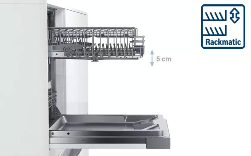 Máy Rửa Chén Bát Bosch Sms6Ecw57E Độc Lập Serie 6, Hình Ảnh 6