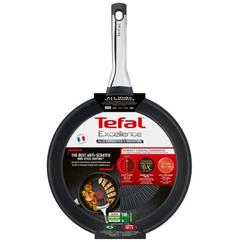 Chao Tefal Titanium Excellence G26906 04