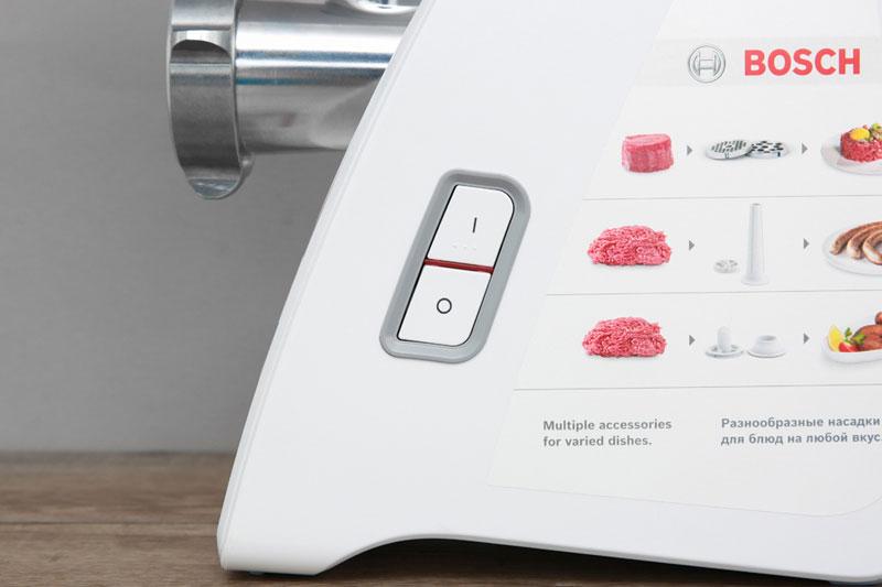 Máy Xay Thịt Đa Năng Bosch Mfw3502W, Hình Ảnh 17