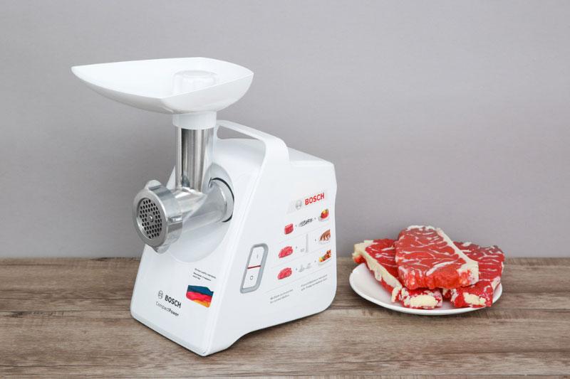 Máy Xay Thịt Đa Năng Bosch Mfw3502W, Hình Ảnh 1