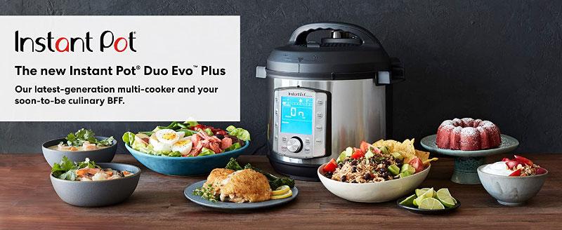 Nồi Áp Suất Đa Năng Instant Pot Duo Evo Plus 10-In-1, Hình Ảnh 3