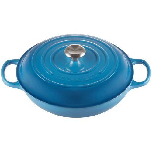 Noi Gang Nong Le Creuset Signature Gourmet Profitopf 30Cm Blue Marseille 01