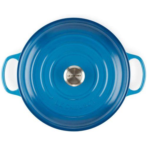 Noi Gang Nong Le Creuset Signature Gourmet Profitopf 30Cm Blue Marseille 02