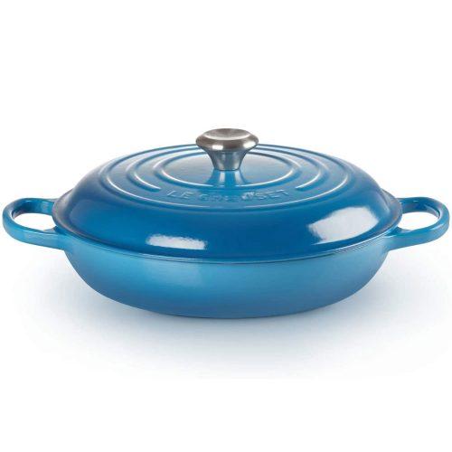 Noi Gang Nong Le Creuset Signature Gourmet Profitopf 30Cm Blue Marseille 03