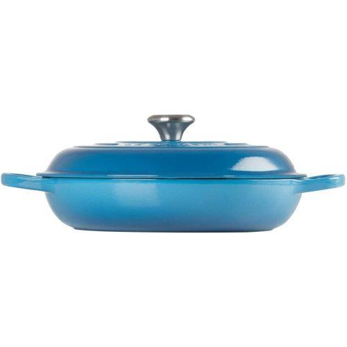 Noi Gang Nong Le Creuset Signature Gourmet Profitopf 30Cm Blue Marseille 05